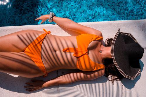 曬太陽是產生維生素D最多的來源